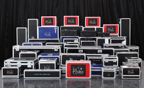 Joe Conrad Road Cases