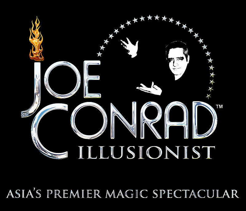 Main Illusionist Joe Conrad Logo